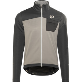 PEARL iZUMi Select Escape Softshell Jacket Men Black/Smoked Pearl